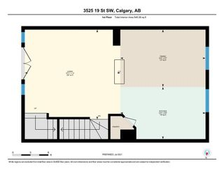 Photo 23: 3525 19 Street SW in Calgary: Altadore Row/Townhouse for sale : MLS®# A1146617