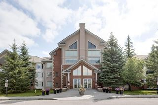 Main Photo: 306 6868 Sierra Morena Boulevard SW in Calgary: Signal Hill Apartment for sale : MLS®# A1127508