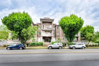 Photo 1: 105 2375 SHAUGHNESSY Street in Port Coquitlam: Central Pt Coquitlam Condo for sale : MLS®# R2128851