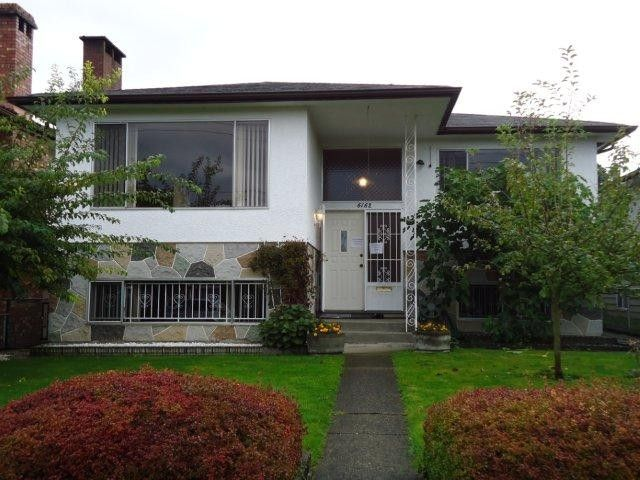 Photo 1: Photos: 6162 TYNE ST in Vancouver: Killarney VE House for sale (Vancouver East)  : MLS®# V918758