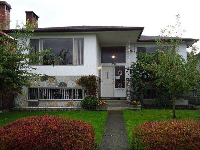 Main Photo: 6162 TYNE ST in Vancouver: Killarney VE House for sale (Vancouver East)  : MLS®# V918758