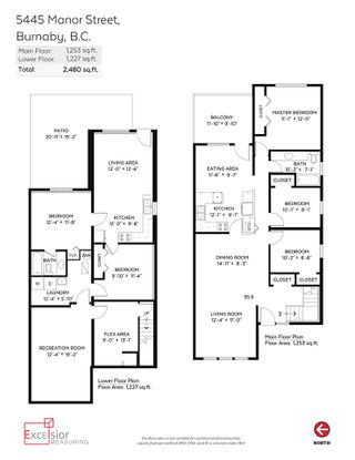 Photo 11: 5445 MANOR Street in Burnaby: Central BN 1/2 Duplex for sale (Burnaby North)  : MLS®# R2083747