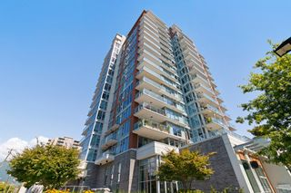 """Photo 1: 603 150 W 15TH Street in North Vancouver: Central Lonsdale Condo for sale in """"15 West"""" : MLS®# R2397830"""