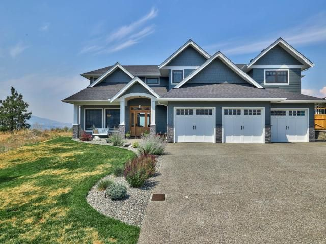 Main Photo: 1326 MYRA PLACE in Kamloops: Juniper Heights House for sale : MLS®# 163101
