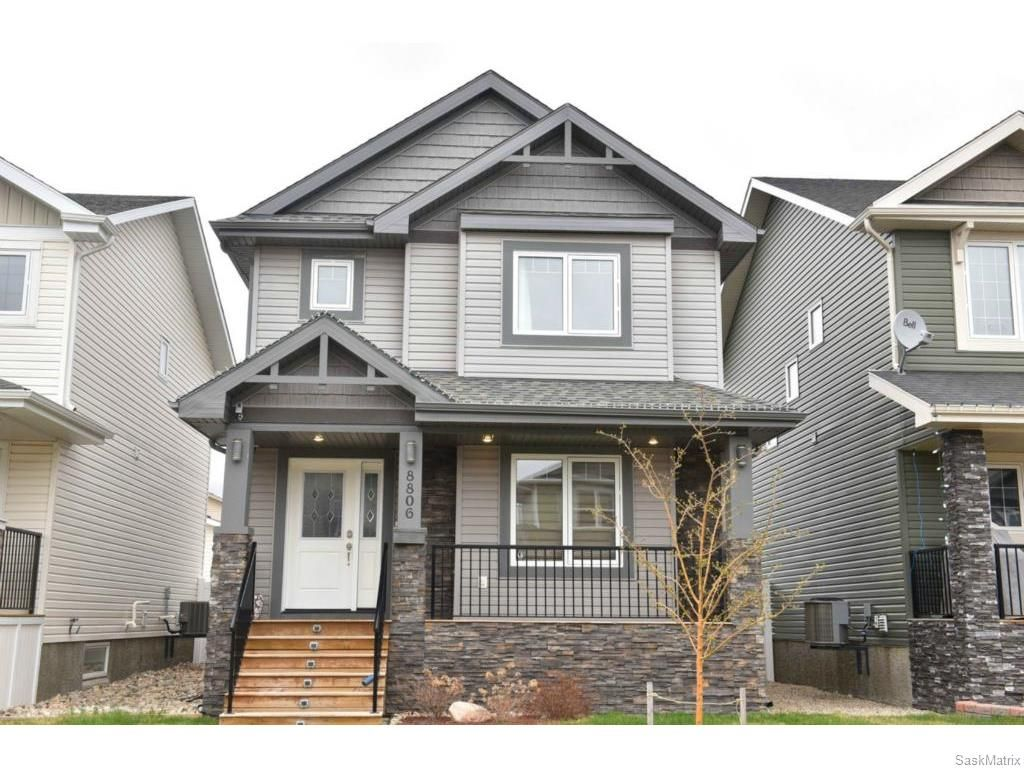 Main Photo: 8806 HINCKS Lane in Regina: EW-Edgewater Single Family Dwelling for sale (Regina Area 02)  : MLS®# 606850