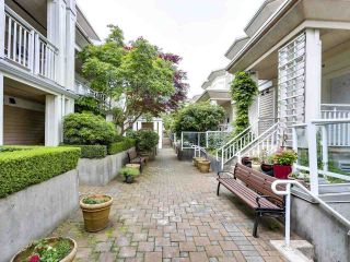 """Photo 22: 210 2545 W BROADWAY Avenue in Vancouver: Kitsilano Townhouse for sale in """"Trafalgar Mews"""" (Vancouver West)  : MLS®# R2590394"""