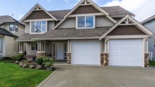 Main Photo: 2885 WHISTLE Drive in Abbotsford: Aberdeen House for sale : MLS®# R2408228