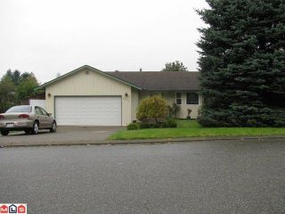 """Photo 1: 3695 NICOMEN Place in Abbotsford: Abbotsford East House for sale in """"SANDYHILL"""" : MLS®# F1202998"""