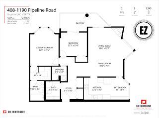 "Photo 28: 408 1190 PIPELINE Road in Coquitlam: North Coquitlam Condo for sale in ""The Mackenzie"" : MLS®# R2540816"