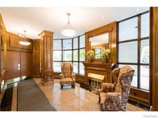Photo 19: 221 Wellington Crescent in WINNIPEG: Fort Rouge / Crescentwood / Riverview Condominium for sale (South Winnipeg)  : MLS®# 1528057