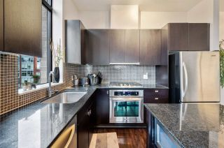 """Photo 9: 416 121 BREW Street in Port Moody: Port Moody Centre Condo for sale in """"ROOM (AT SUTERBROOK)"""" : MLS®# R2552140"""
