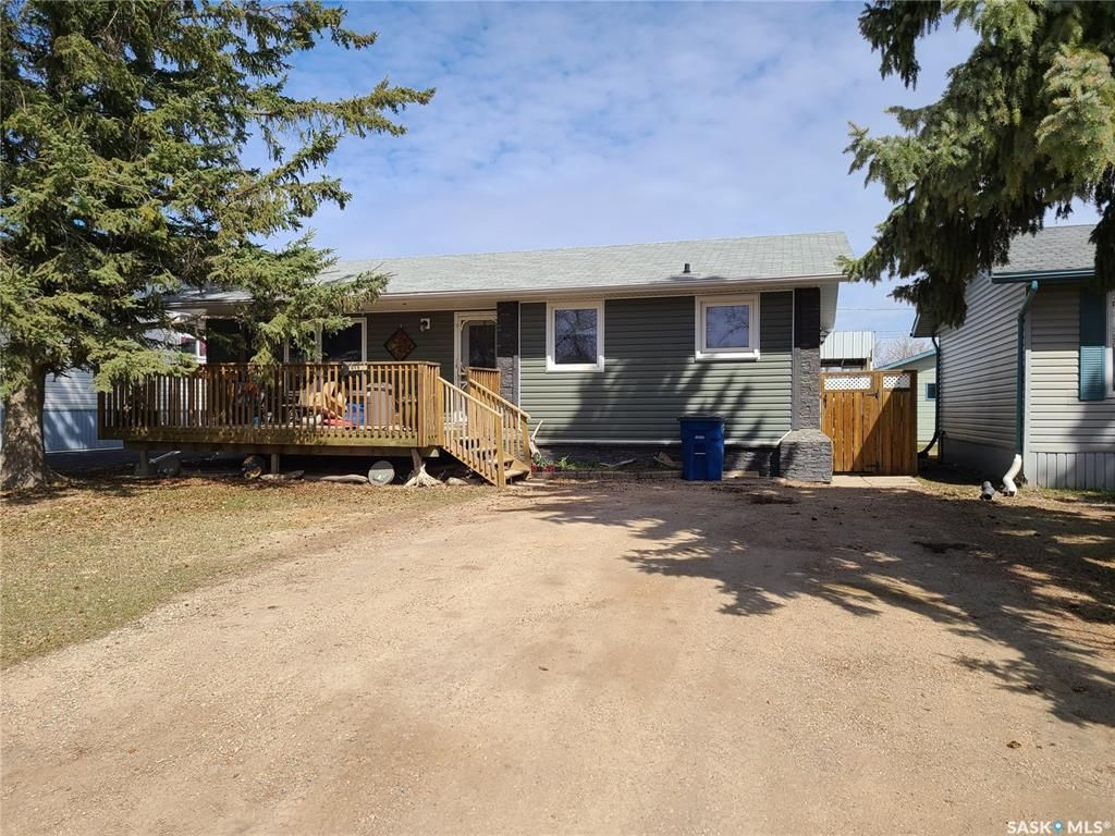 Main Photo: 615 97th Avenue in Tisdale: Residential for sale : MLS®# SK852104