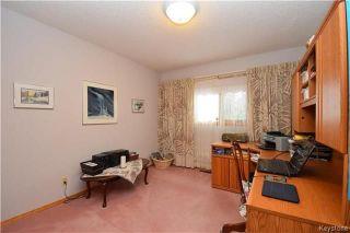 Photo 12: 24 Ragsdill Road in Winnipeg: Algonquin Park Residential for sale (3G)  : MLS®# 1804236
