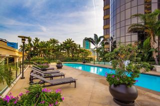 Photo 33: DOWNTOWN Condo for rent : 2 bedrooms : 200 Harbor Dr #3602 in San Diego