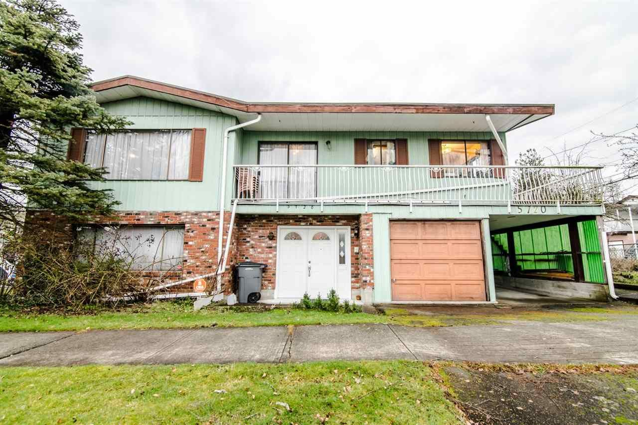 Main Photo: 5120 SOPHIA Street in Vancouver: Main House for sale (Vancouver East)  : MLS®# R2572681