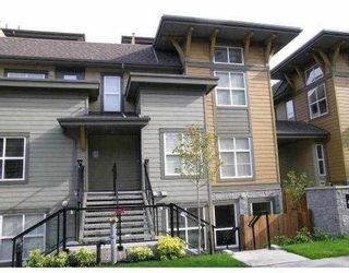 """Photo 1: 201 4155 CENTRAL Boulevard in Burnaby: Metrotown Townhouse for sale in """"PATTERSON PARK"""" (Burnaby South)  : MLS®# V654151"""