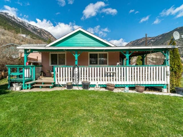 Main Photo: 127 MCEWEN ROAD: Lillooet House for sale (South West)  : MLS®# 161388