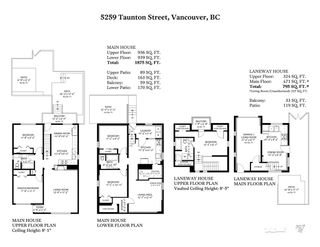 Photo 20: 5259 TAUNTON STREET in Vancouver: Collingwood VE House for sale (Vancouver East)  : MLS®# R2316818