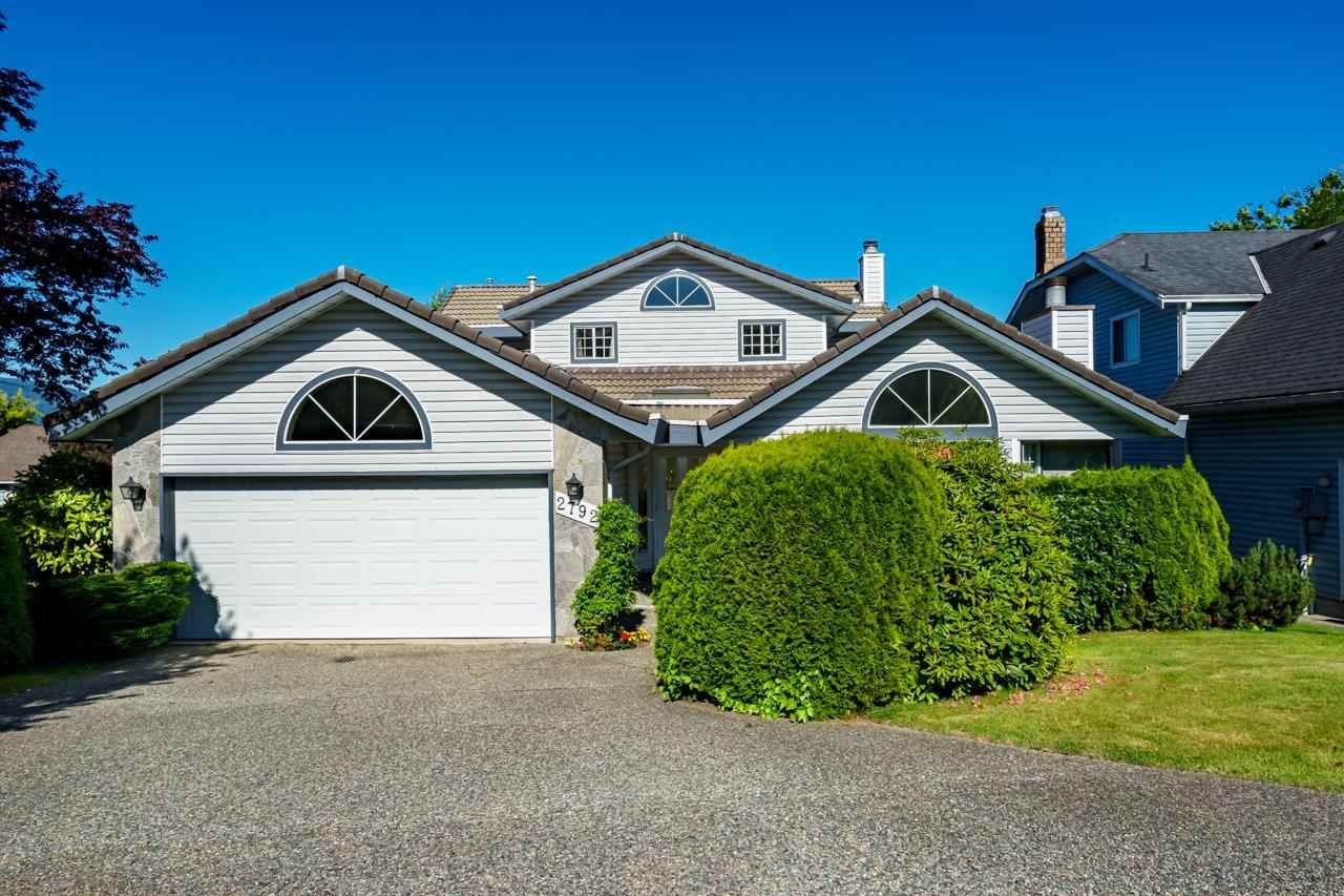 """Main Photo: 2792 MARA Drive in Coquitlam: Coquitlam East House for sale in """"RIVER HEIGHTS"""" : MLS®# R2590524"""