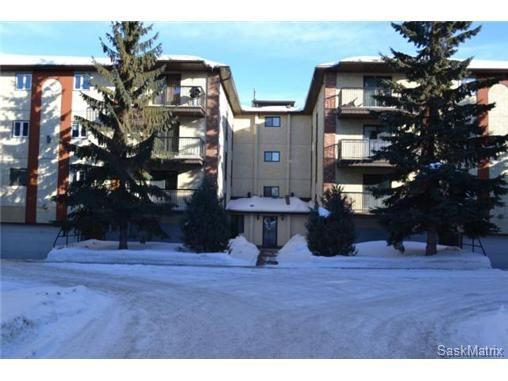 Main Photo: #305 - 3130 Louise STREET in Saskatoon: Nutana S.C. Condominium for sale (Saskatoon Area 02)  : MLS®# 454554