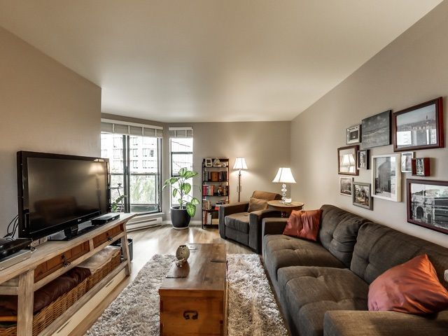 """Photo 4: Photos: 503 1040 PACIFIC Street in Vancouver: West End VW Condo for sale in """"CHELSEA TERRACE"""" (Vancouver West)  : MLS®# R2014069"""