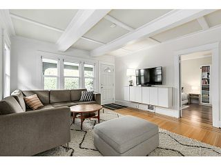 Photo 3: 1914 W 41ST Avenue in Vancouver: Kerrisdale House for sale (Vancouver West)  : MLS®# V1105087