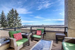 Photo 20: 6 210 Village Terrace SW in Calgary: Patterson Apartment for sale : MLS®# A1080449