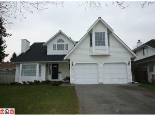 Photo 1: 1343 163RD Street in Surrey: King George Corridor House for sale (South Surrey White Rock)  : MLS®# F1105118