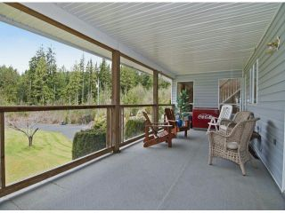 Photo 16: 12476 POWELL ST in Mission: Stave Falls House for sale : MLS®# F1409848