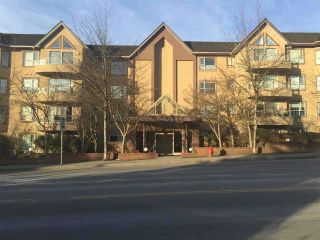 """Photo 1: 303 2285 PITT RIVER Road in Port Coquitlam: Central Pt Coquitlam Condo for sale in """"SHAUGHNESSY MANOR"""" : MLS®# R2144717"""