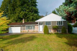 Main Photo: 81 GLENGARRY Crescent in West Vancouver: Glenmore House for sale : MLS®# R2526878