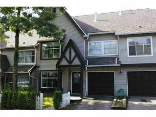 """Photo 1: 96 12099 237TH Street in Maple Ridge: East Central Townhouse for sale in """"GABRIOLA"""" : MLS®# V1111613"""