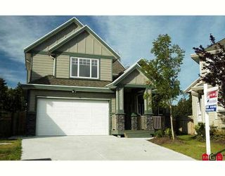 Photo 1: 21223 83B Avenue in Langley: Willoughby Heights House for sale : MLS®# F2913681