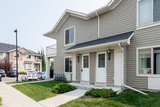 Main Photo: 410 250 Sage Valley Road in Calgary: Sage Hill Row/Townhouse for sale : MLS®# A1135439