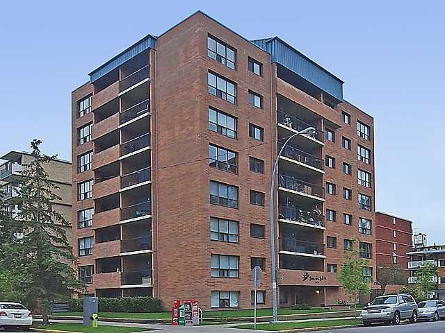 Main Photo: 101 1414 12 Street SW in CALGARY: Connaught Condo for sale (Calgary)  : MLS®# C3529758