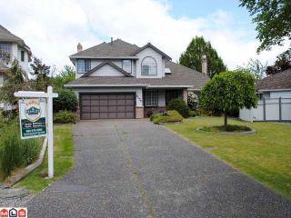 "Photo 1: 9170 161A Street in Surrey: Fleetwood Tynehead House for sale in ""Maple Glen"" : MLS®# F1017798"