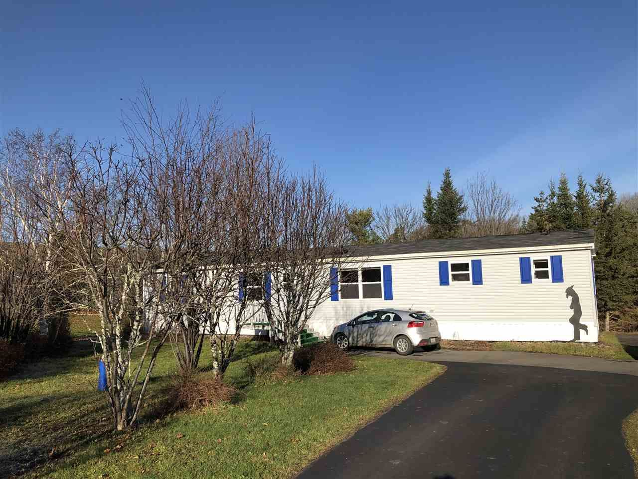 Main Photo: 809 MARSHDALE Road in Hopewell: 108-Rural Pictou County Residential for sale (Northern Region)  : MLS®# 202024758