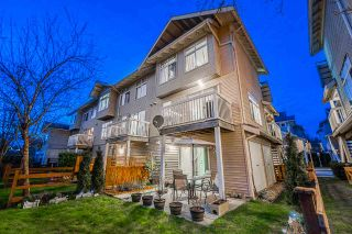 Photo 31: 108 7179 201 STREET in Langley: Willoughby Heights Townhouse for sale : MLS®# R2550718