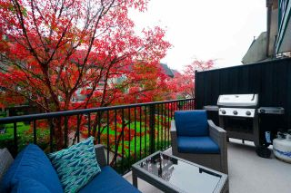 """Photo 15: 24 1561 BOOTH Avenue in Coquitlam: Maillardville Townhouse for sale in """"COURCELLES"""" : MLS®# R2319690"""