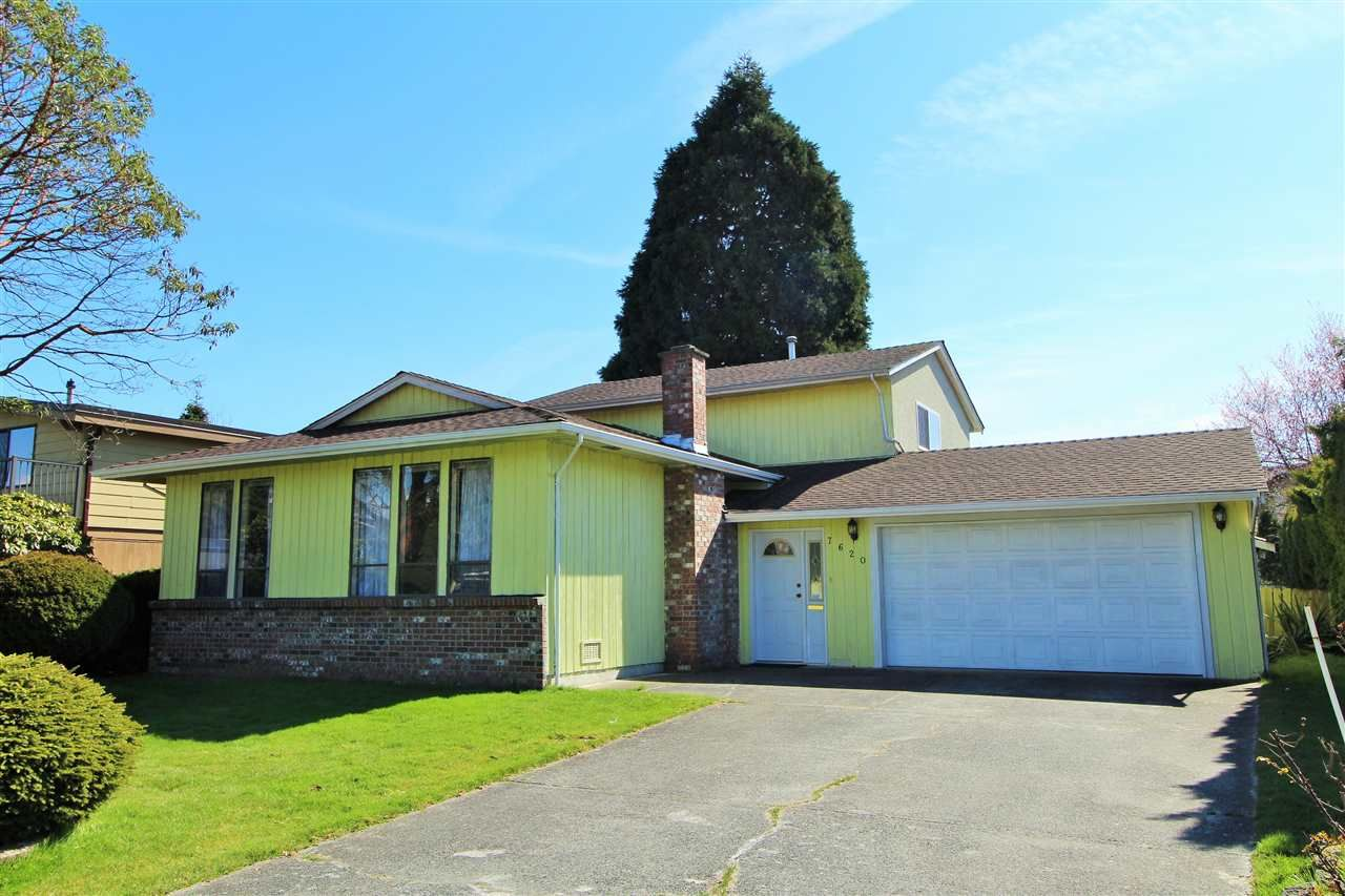 Main Photo: 7620 THORMANBY CRESCENT in Richmond: Quilchena RI House for sale : MLS®# R2352998