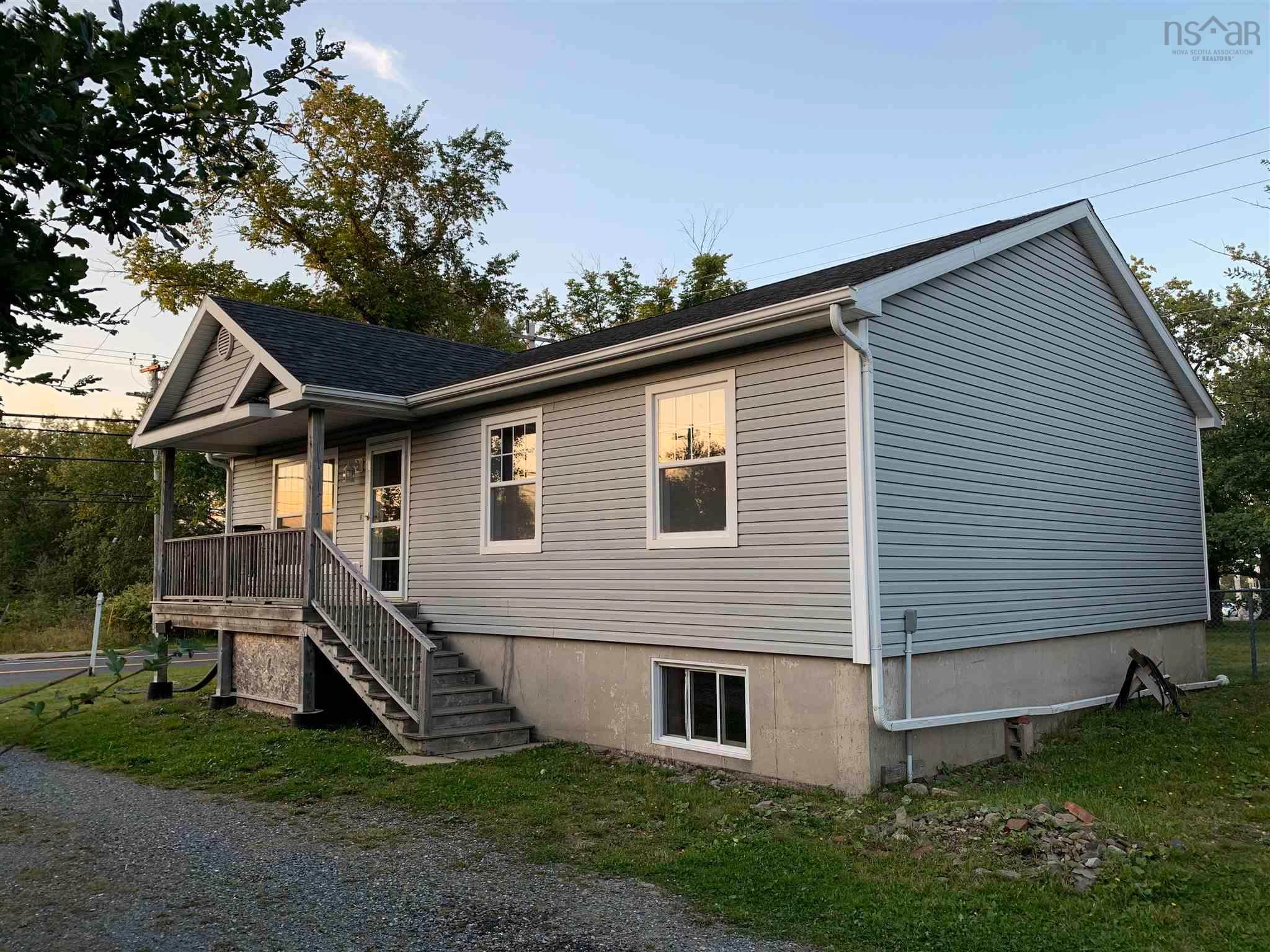 Main Photo: 151 Brookside Street in Glace Bay: 203-Glace Bay Residential for sale (Cape Breton)  : MLS®# 202124418