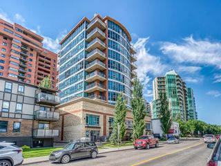 Photo 3: 502 735 2 Avenue SW in Calgary: Eau Claire Apartment for sale : MLS®# A1121371