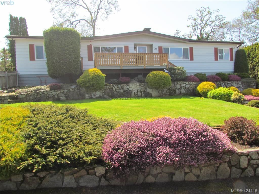 Main Photo: 28 70 Cooper Rd in VICTORIA: VR Glentana Manufactured Home for sale (View Royal)  : MLS®# 838209
