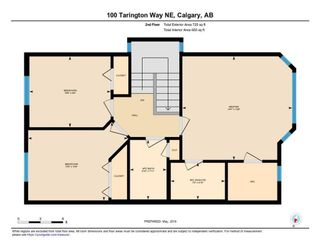 Photo 31: 100 TARINGTON Way NE in Calgary: Taradale Detached for sale : MLS®# C4243849