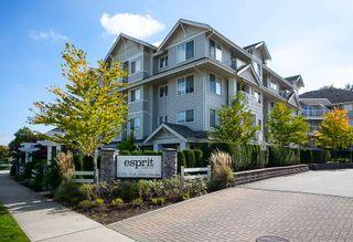 """Photo 1: 104 19340 65 Avenue in Surrey: Clayton Condo for sale in """"Esprit"""" (Cloverdale)  : MLS®# R2014619"""