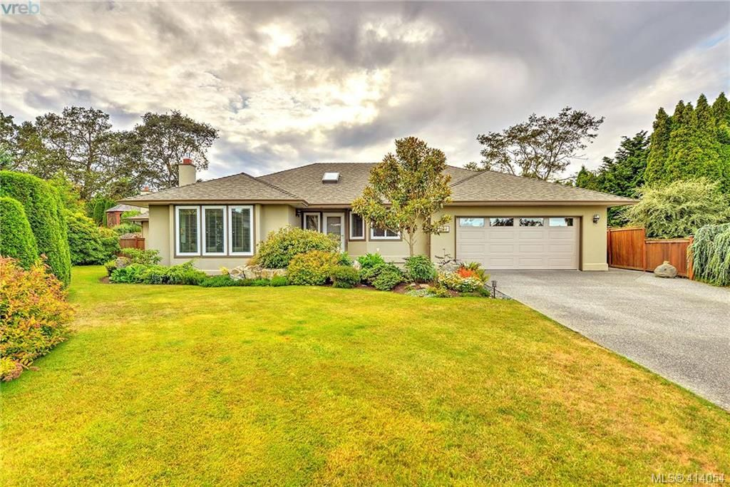 Main Photo: 1179 Sunnybank Crt in VICTORIA: SE Sunnymead House for sale (Saanich East)  : MLS®# 821175