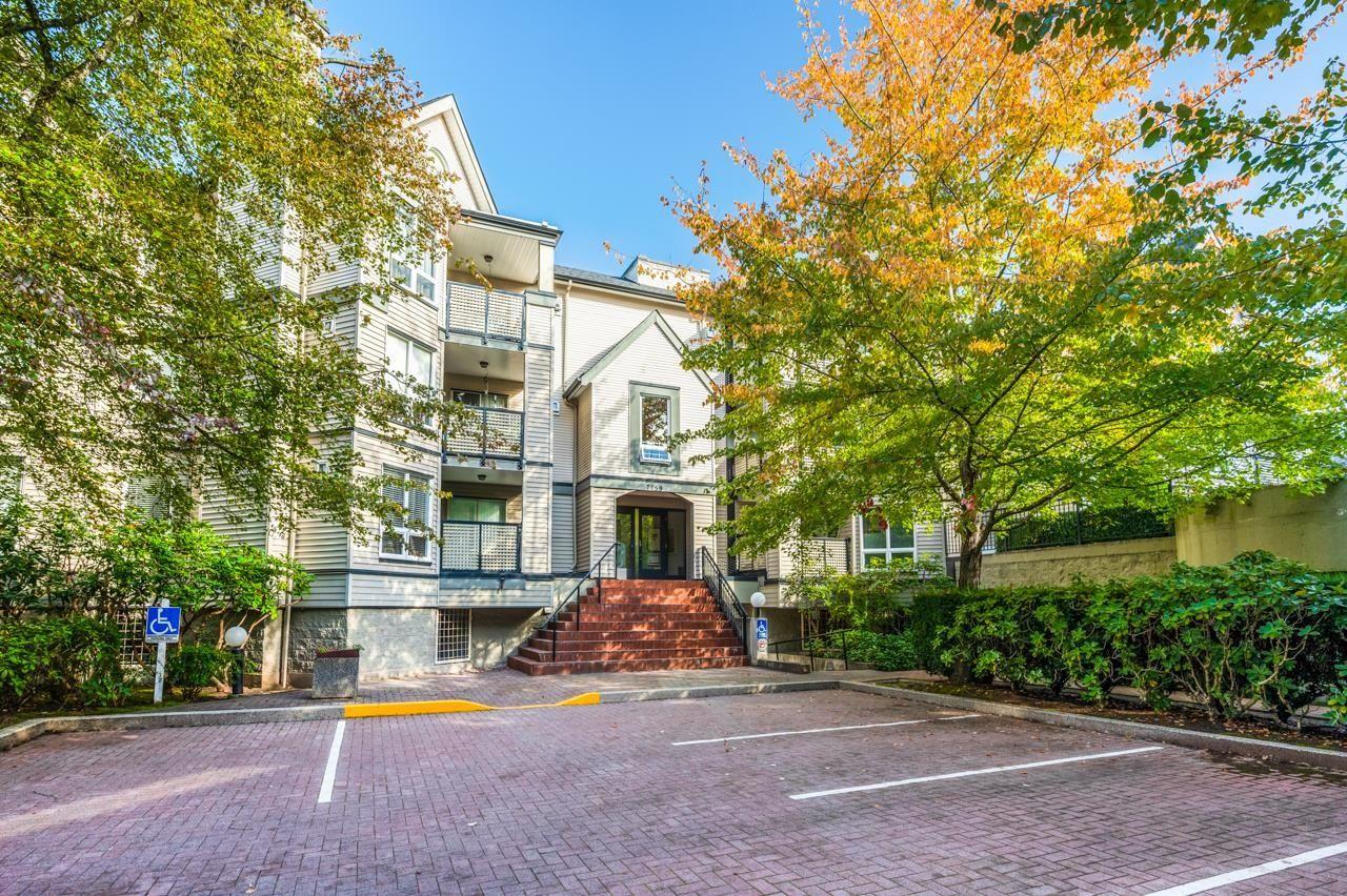 Main Photo: 306 7459 MOFFATT Road in Richmond: Brighouse South Condo for sale : MLS®# R2625229