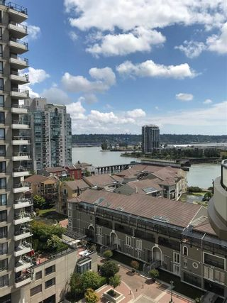 "Photo 5: 709 10 RENAISSANCE Square in New Westminster: Quay Condo for sale in ""MURANO LOFTS/QUAY"" : MLS®# R2380774"