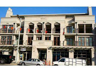"""Photo 2: # 206 2035 W 4TH AV in Vancouver: Kitsilano Condo for sale in """"THE VERMEER"""" (Vancouver West)  : MLS®# V1031840"""