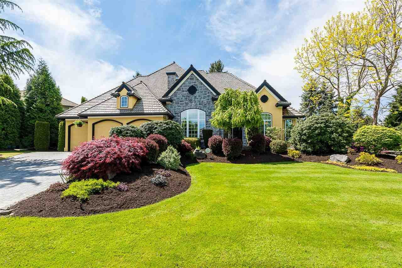 "Main Photo: 3415 CANTERBURY Drive in Surrey: Morgan Creek House for sale in ""MORGAN CREEK"" (South Surrey White Rock)  : MLS®# R2266614"